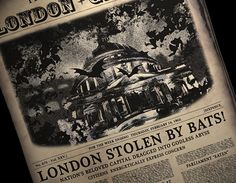 The London Gazette after the Fall. The London Gazette, Sunless Sea, Victorian London, Fall From Grace, Board Games For Kids, Fallen London, Parasol, The Infernal Devices, Fandom