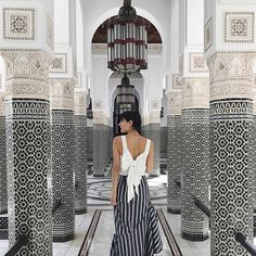 Morocco Calling: How to See the Most Instagrammable Country in the World via @MyDomaine @noraquinonez