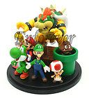 New Set Super Mario Bowser Princess Yoshi Luigi Toad Goomba Figure Toy^MS1482 - http://awesomeauctions.net/action-figures/new-set-super-mario-bowser-princess-yoshi-luigi-toad-goomba-figure-toyms1482/