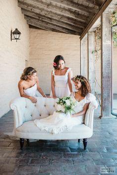BRIDE CHIC: LA BOHEME