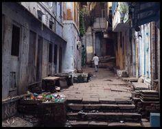 Morning in Varanasi by TheDarkRabbit