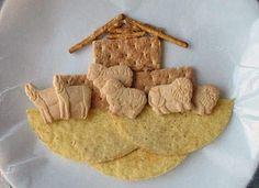 Preschool Bible Crafts | Preschool Crafts for Kids*: Noahs Ark Bible Craft 4…
