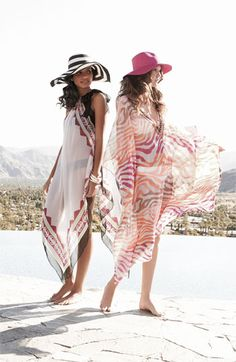 Summer can't come soon enough for cover-ups like this!