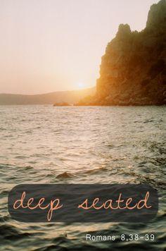 deep seated