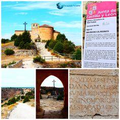 Biserica San Frutos din Rezervatia Naturala Hoces del Rio Duraton Places, Saints, 11th Century, Lugares