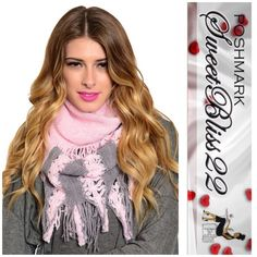 🌸Cutest Scarf Ever🌸 Beautiful stylish scarf. Must have item this season. Don't miss out. Please leave the color you'd like in the comments below. Accessories Scarves & Wraps