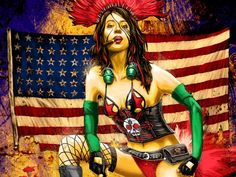 Zero Libertad Comic: Latina, female, supernatural hero by Alana Macías, via Kickstarter.