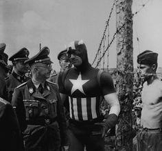 Super Hero: Minsk, 1941 © Agan Harahap