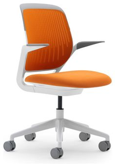 Modern Chairs for Living Room: Interesting Craigslist Orange Chair County Office Seat Minimalist Stylish ~ sagatic.com Furniture Inspiration