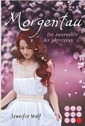 Sometimes It's Wonderland.: [Rezension] Jennifer Wolf - Die Auserwählten der J...