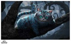 I love Tim Burton's Alice in Wonderland!