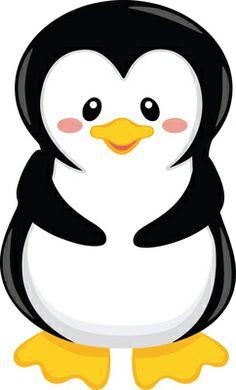 Pixel Paper Prints-Penguin