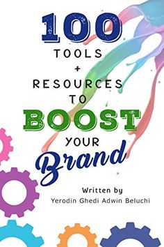 Amazon ❤ 100 Tools & Resources to Boost Your Brand