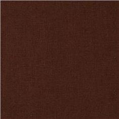 Kaufman Essex Linen Blend Cocoa