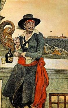 Howard Pyle - Captain Kidd