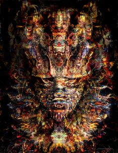 Ayahuasca Daemon by TheoHoldt on DeviantArt