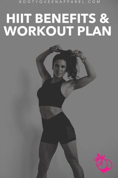 HIIT is the perfect way to burn calories in a short period of time. My favorite intense workouts will leave you sore for days! Gym Workout Plan For Women, At Home Workouts For Women, Weight Loss Workout Plan, Hiit Benefits, Fit Board Workouts, Fun Workouts, Glute Workouts, Fitness Tips