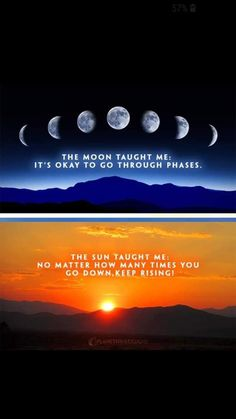 The Moon & Sun taught me Moon Quotes, Life Quotes, Truth Tattoo, Bohemian Quotes, Sunshine Quotes, Say That Again, Philosophy Quotes, Spiritual Wisdom, Cool Paintings
