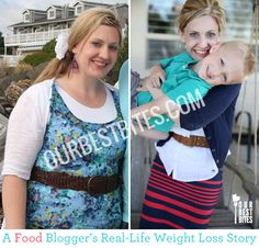 Real-Life Health & Weight Loss ~ tips from Sara @ Our Best Bites