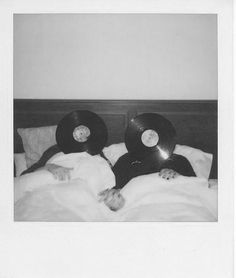 """""""I don't know, we're just VINYL heads, I guess."""" (Ashley's response to people like her mother, friends, neighbors and strangers when they ask her why she needs a man made of fine records and an extensive mix of timelessness to get through the nite.)"""
