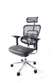 Fotel biurowy Ergomax Ergohuman elite (5)