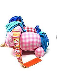 Das kleine Ich bin Ich Stofftier personalisierbar mit Namen grün Geschenk Geburtstag, Einschulung: Amazon.de: Handmade