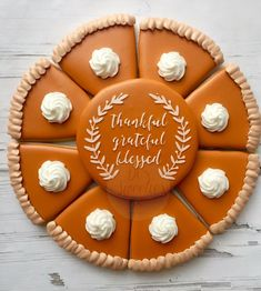 Flashback to last Thanksgivings offering! Fun, right? If you know anybody in the area that need holiday cookies, send them my way! Fall Decorated Cookies, Fall Cookies, Iced Cookies, Cut Out Cookies, Royal Icing Cookies, Holiday Cookies, Cupcake Cookies, Cupcakes, Cookie Designs