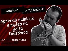 Musicas na gaita (gaita diatonica 04) Oh Suzana e Asa Branca