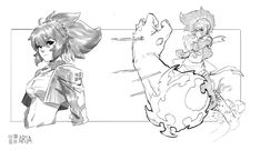 Hellstrider - Boss Combat Keyshots., Josh Corpuz on ArtStation at https://www.artstation.com/artwork/azd08