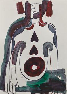 Artist of the Day- Greta Svalberg