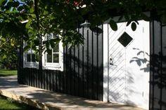 Houten Huisje in Aagtekerke