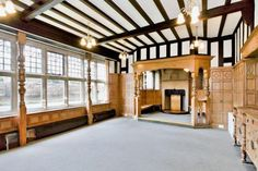 Reception Room, Briar Court (Edgar Wood)