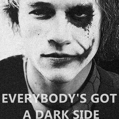 Heath/Joker quote
