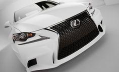 2014 Lexus IS Revealed
