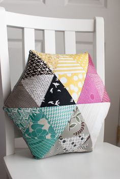10 gorgeous pillows you'll want to sew! Fantastic pillow tutorials you'll love! See them all.