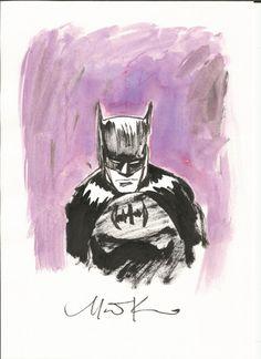 Batman by Matt Kindt