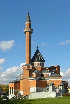 Memorial Mosque, Moscow