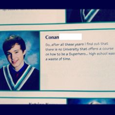 Be bold enough to follow your dreams. | 17 Of The Most Courageous Yearbook Quotes