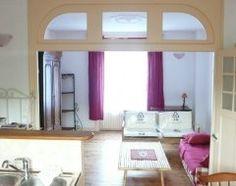 Charmante maison années 30 environ 75m2, rénovée, en centre ville de #Brest et au calme pour 4 personnes... Lumineuse!