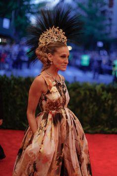 Sarah Jessica Parker, MET Gala 2013