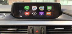 Automóviles Mazda integrarán CarPlay. Pero deberán actualizar su sistema MZD Connect para poder hacerlo compatible con CarPlay