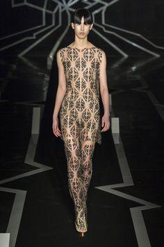 Iris Van Herpen | Haute Couture - Spring 2017 | Look 7