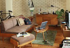 無造作なカジュアルリビング一覧   ≪unico≫オンラインショップ:家具/インテリア/ソファ/ラグ等の販売。