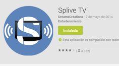 Instalar Splive Tv