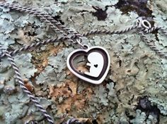 Beautiful miscarriage necklace!