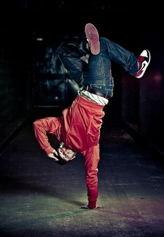 Hip Hop Dance interests me also mainly because ive always danced it when I was younger.