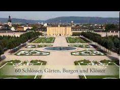 Schlösser in Karlsruhe, Bruchsal, Rastatt