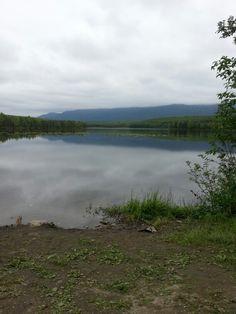 Clunie Lake, JBER, Alaska