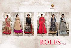 SAJAWAT ROLES VOL 8 WHOLESALE DESIGNER SALWAR SUIT CONTACT DETAIL: For more info or order  You Can #Contact Or #Whatsapp On :+91 7878786838 Email: textilebazar1122@gmail.com