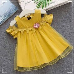 2016 Autumn And Winter high-end European girls dress baby girl embroidered princess dress kids girls cotton ribbons dress online shopping mall, buying fashion dresses & rapid delivery. Start your amazing deals with big discounts! Baby Outfits, Baby Girl Party Dresses, Birthday Girl Dress, Kids Outfits Girls, Birthday Dresses, Little Girl Dresses, Girls Dresses, Flower Birthday, Kids Girls
